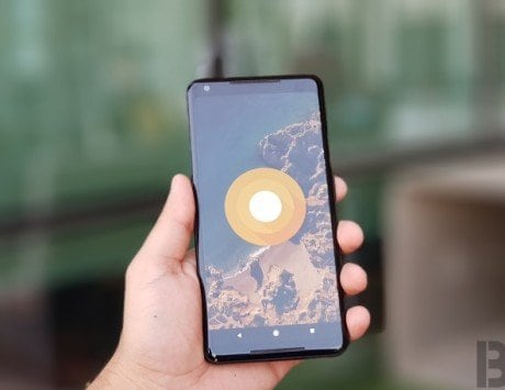 Google Pixel 2, Pixel 2 XL receiving new Android 8.1 OTA update