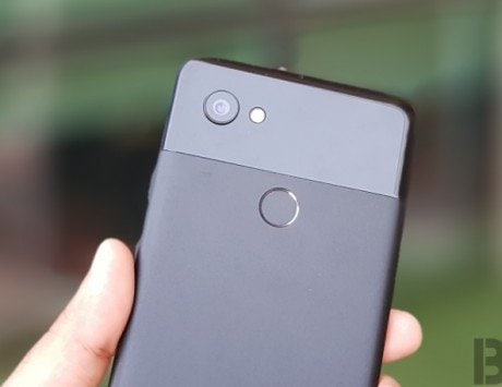 Still a single-camera setup for the Google Pixel 3 XL