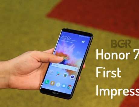 Huawei Honor 7X First Impressions