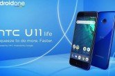 HTC U11 Life is company's first smartphone to receive Android Pie update
