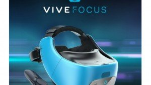 HTC Vive Focus standalone VR headset launched