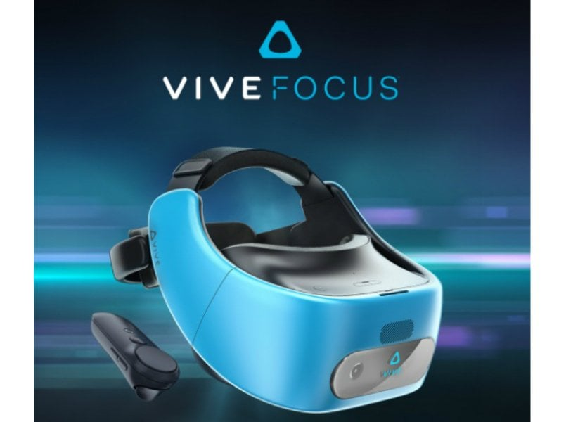HTC cancels standalone Daydream VR headset with Google, launches 'Vive Focus' instead