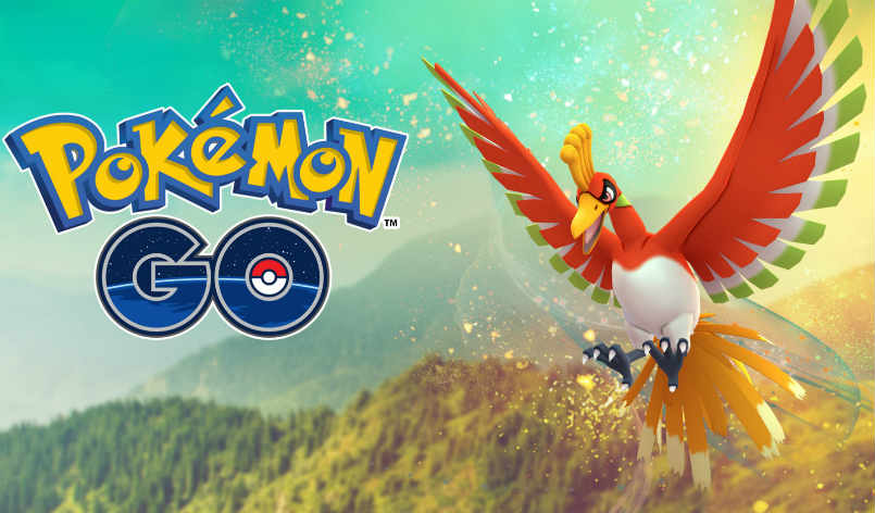 Pokémon GO gets legendary bird Ho-oh for limited time; here's how you can grab it