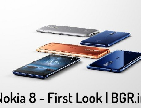 Nokia 8 with Snapdragon 835 launched at Rs 36,999
