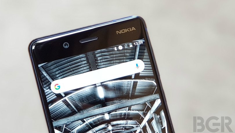 nokia 8 review front camera