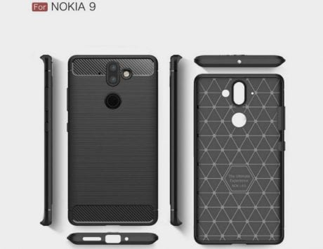 Alleged Nokia 9 case spotted online on Amazon UK