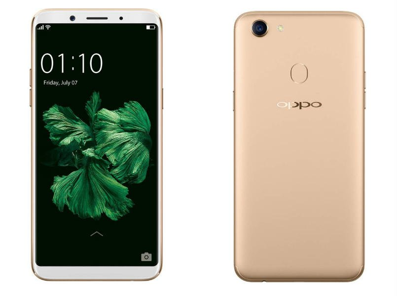 Oppo f5 goes on sale via amazon india and flipkart priced at rs oppo f5 stock image stopboris Gallery