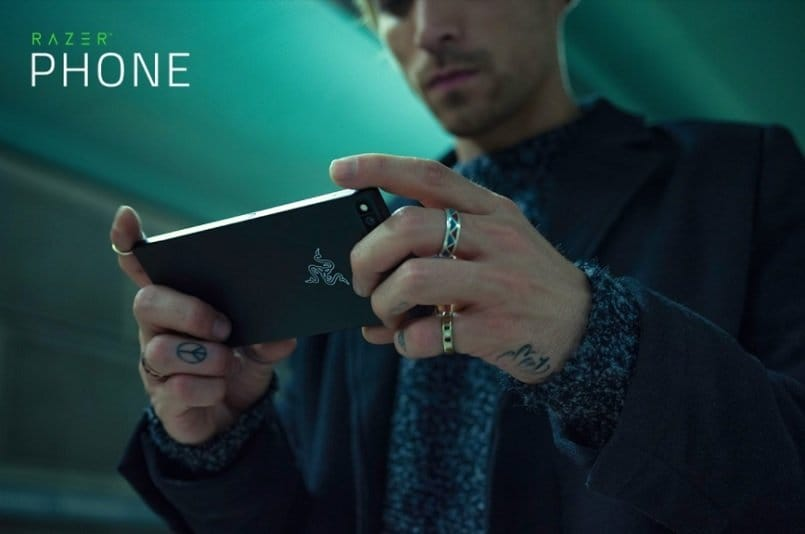 Razer is working on bringing the Razer Phone to the Indian market