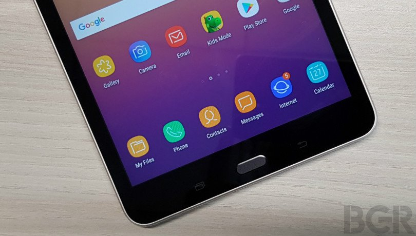 Samsung Galaxy Tab A (2017) Review: For your kids and binge