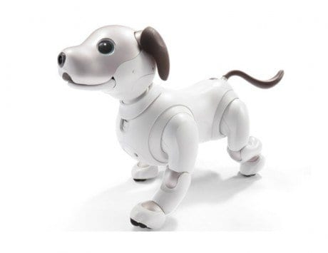 Sony launches the Aibo ERS-100 pet robot with 'feelings and desires'