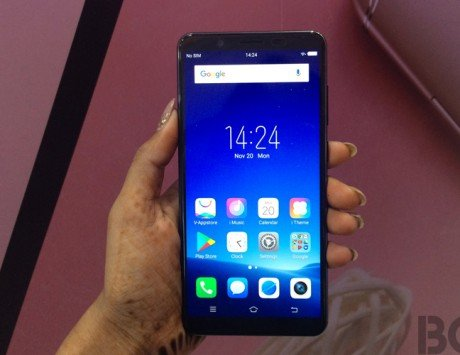Vivo V7 First Impressions: Bokeh selfies without dual-cameras