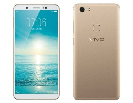 Vivo V7 with 18:9 display, 24-megapixel front camera launched in India: Price, specifications
