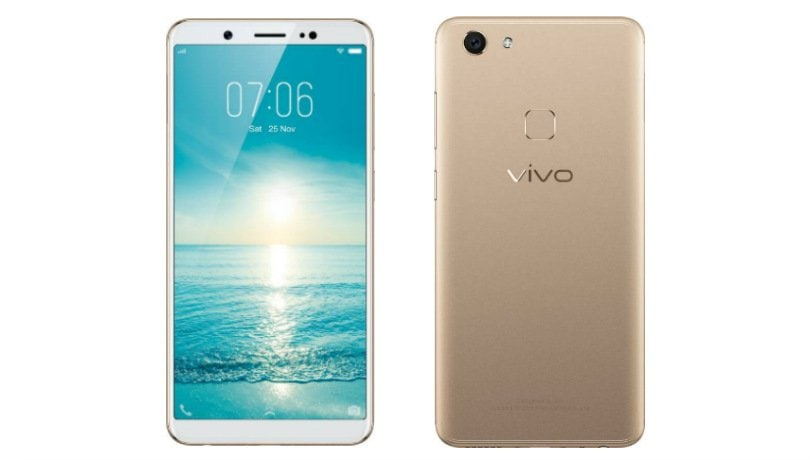 Vivo V India Launch