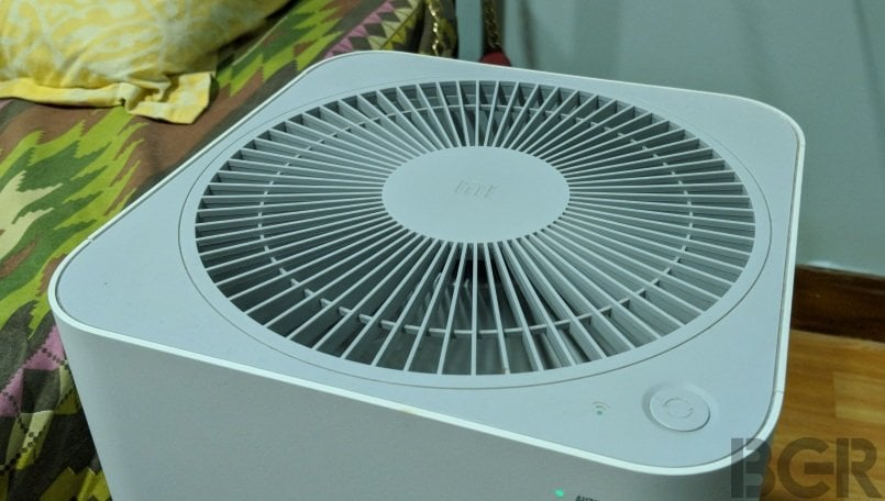 xiaomi mi air purifier 2 lt review top