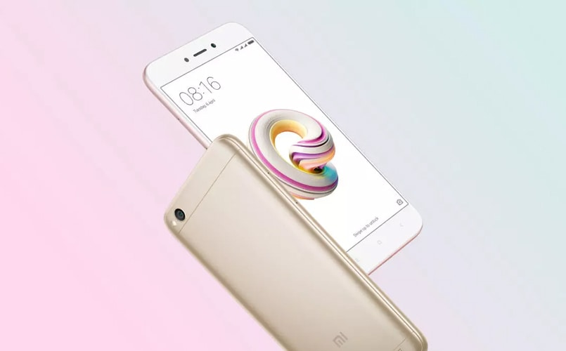 Xiaomi Redmi 5A launched in India bundled with Reliance Jio offers