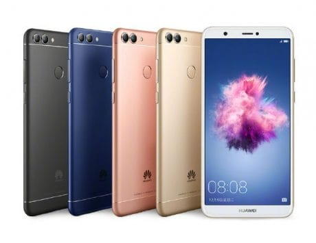 Huawei Enjoy 7S launched with dual camera and 18:9 display