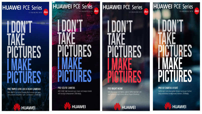 Huawei P11 with triple camera system expected to launch at MWC 2018