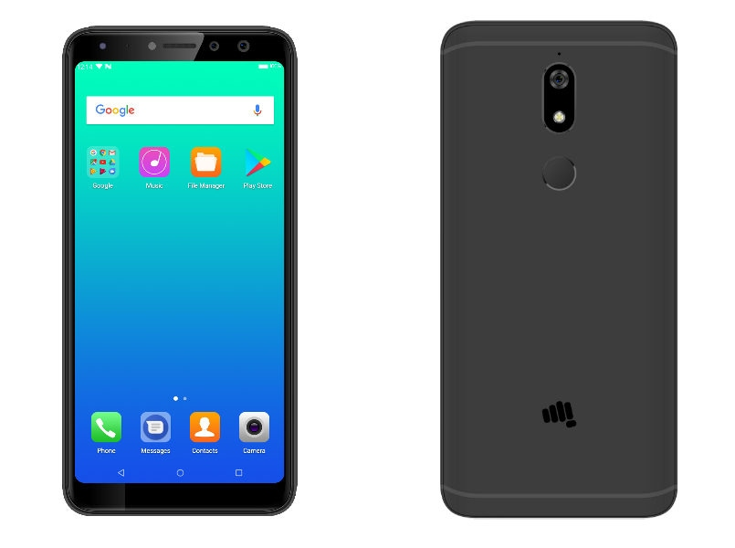 Micromax Canvas Infinity Pro launched in India, priced at Rs. 13999