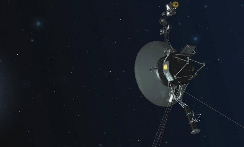 NASA fires 'Voyager 1' after 37 years