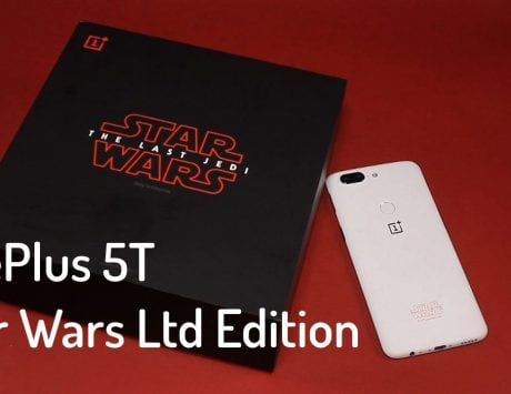 OnePlus 5T Star Wars Limited Edition First Impressions
