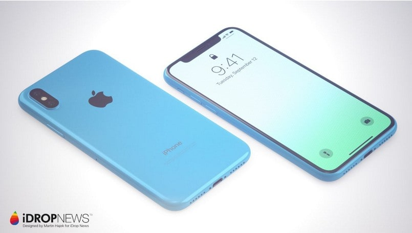 Apple iPhone Xc concept emerges; calls for cheaper colorful iPhone X for India and China