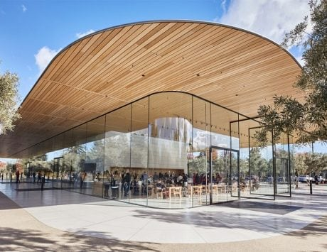 Apple employees are struggling in the spaceship campus