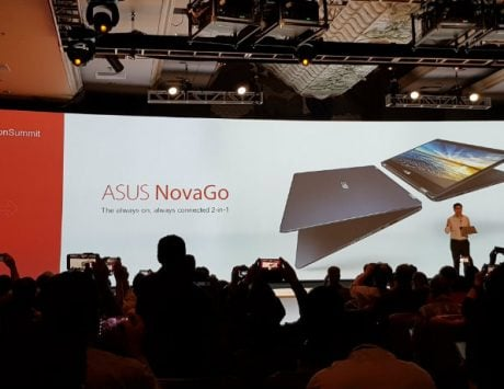 Asus NovaGo 2-in-1 PC powered by Snapdragon 835 SoC launched