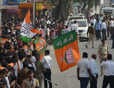 Gujarat, Himachal Pradesh elections as discussed on Facebook
