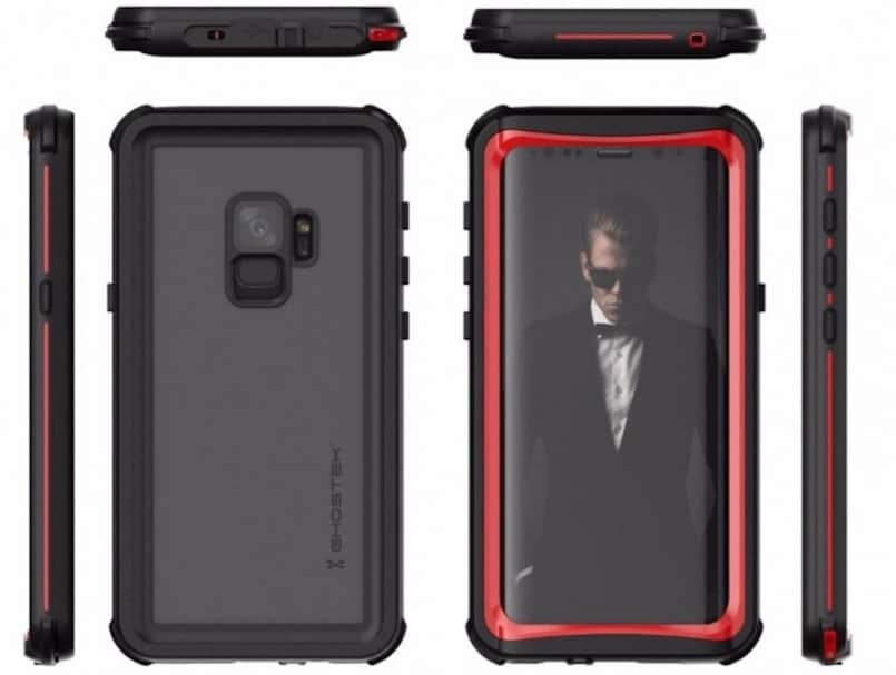 Samsung Galaxy S9 design leaked via case maker's render