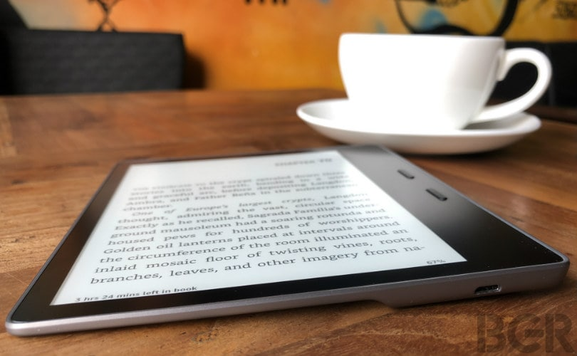 Kindle Oasis Review: Best e-reader (a lot of) money can buy