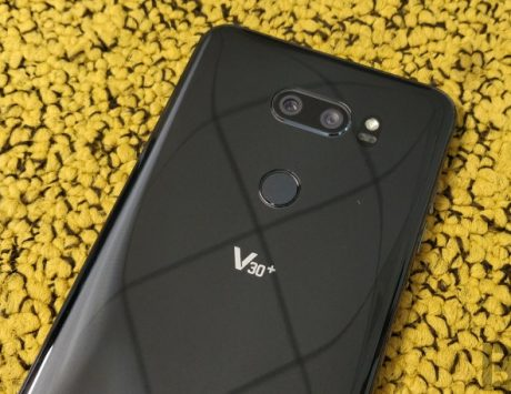 LG will launch upgraded V30 phone at MWC