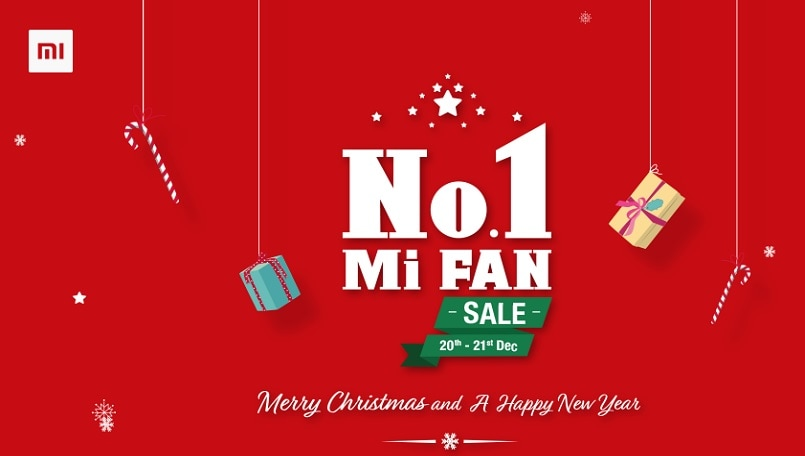 mi no 1 fan sale