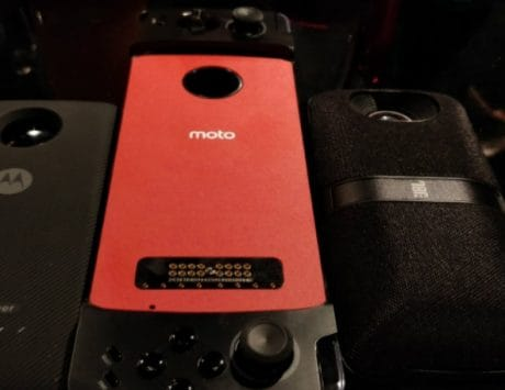 Motorola introduces 3 new 'Moto Mods' in India