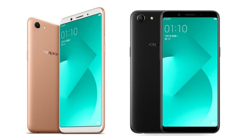 Oppo A83 With 5.7-inch Display Launched In India