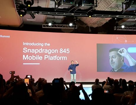 Qualcomm Snapdragon 845 SoC goes official