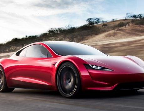 SpaceX to fly Tesla Roadster to Mars