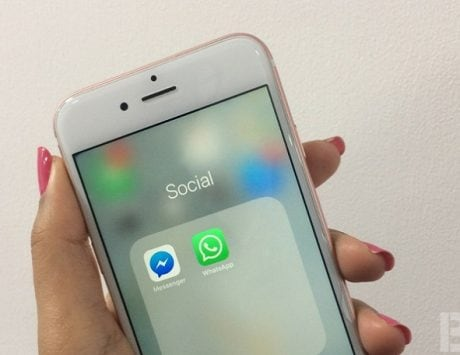 WhatsApp, Facebook Messenger faced outage yesterday