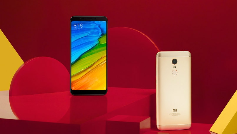 Xiaomi Redmi 5 with 18:9 display launched in India: Price, specifications, features