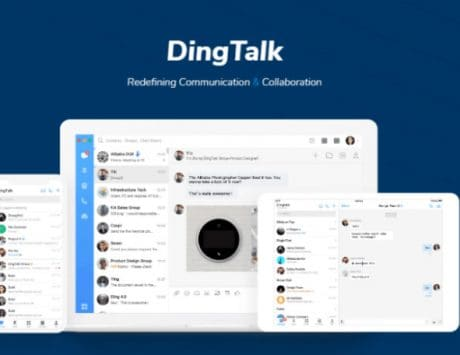 Alibaba launches its enterprise chat app DingTalk in India