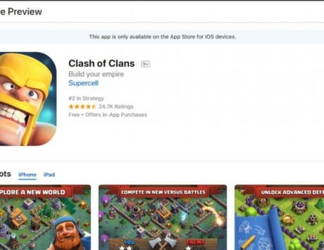Apple App Store for web gets iOS-like redesign