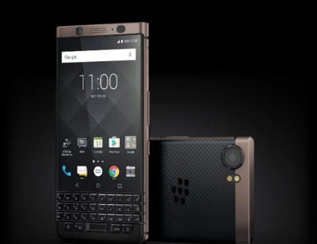 BlackBerry KEYone Bronze Edition launched: Price, specifications, and features
