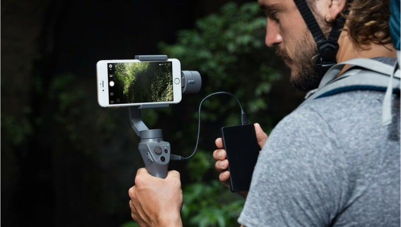 Say goodbye to shaky footage with DJI's mobile camera mounts
