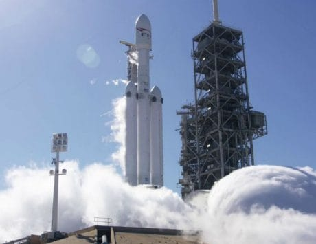 SpaceX Falcon Heavy launch set for tomorrow, Musk is not sure it will make it