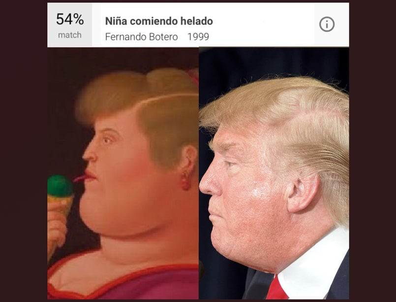 This Google Arts & Culture App Meme is Quite Good