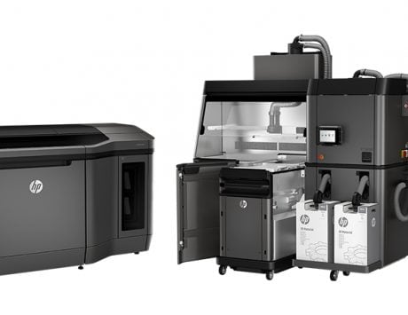 New HP 3D printers to deliver full-color functional parts