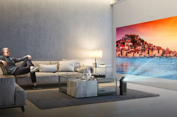 Samsung announces a new 146-inch TV