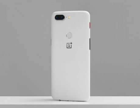 OnePlus 5T Sandstone White variant launched