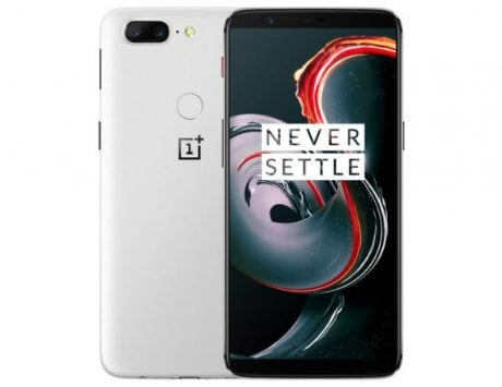 OnePlus 5T Sandstone white variant spotted online