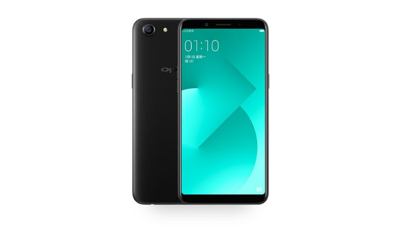Oppo A83 launched with 5.7-inch fullscreen display: Price, specifications and features