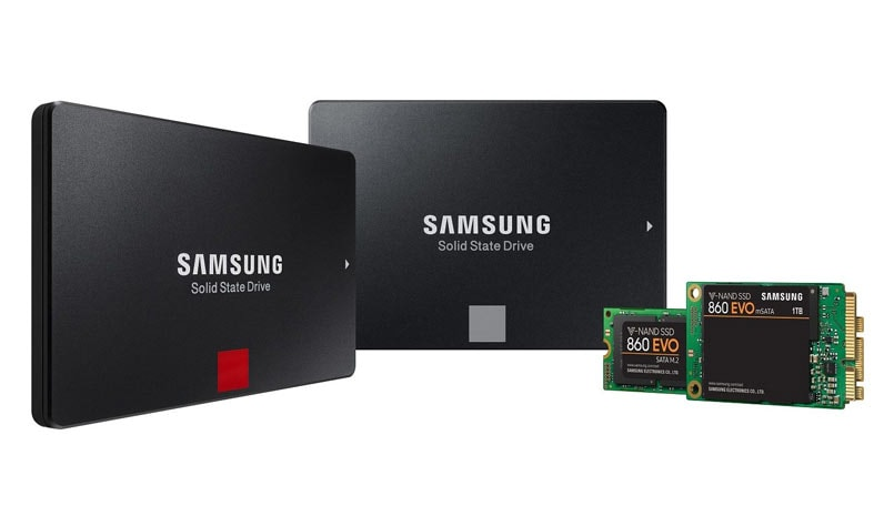 Samsung launches powerful solid state drives in India